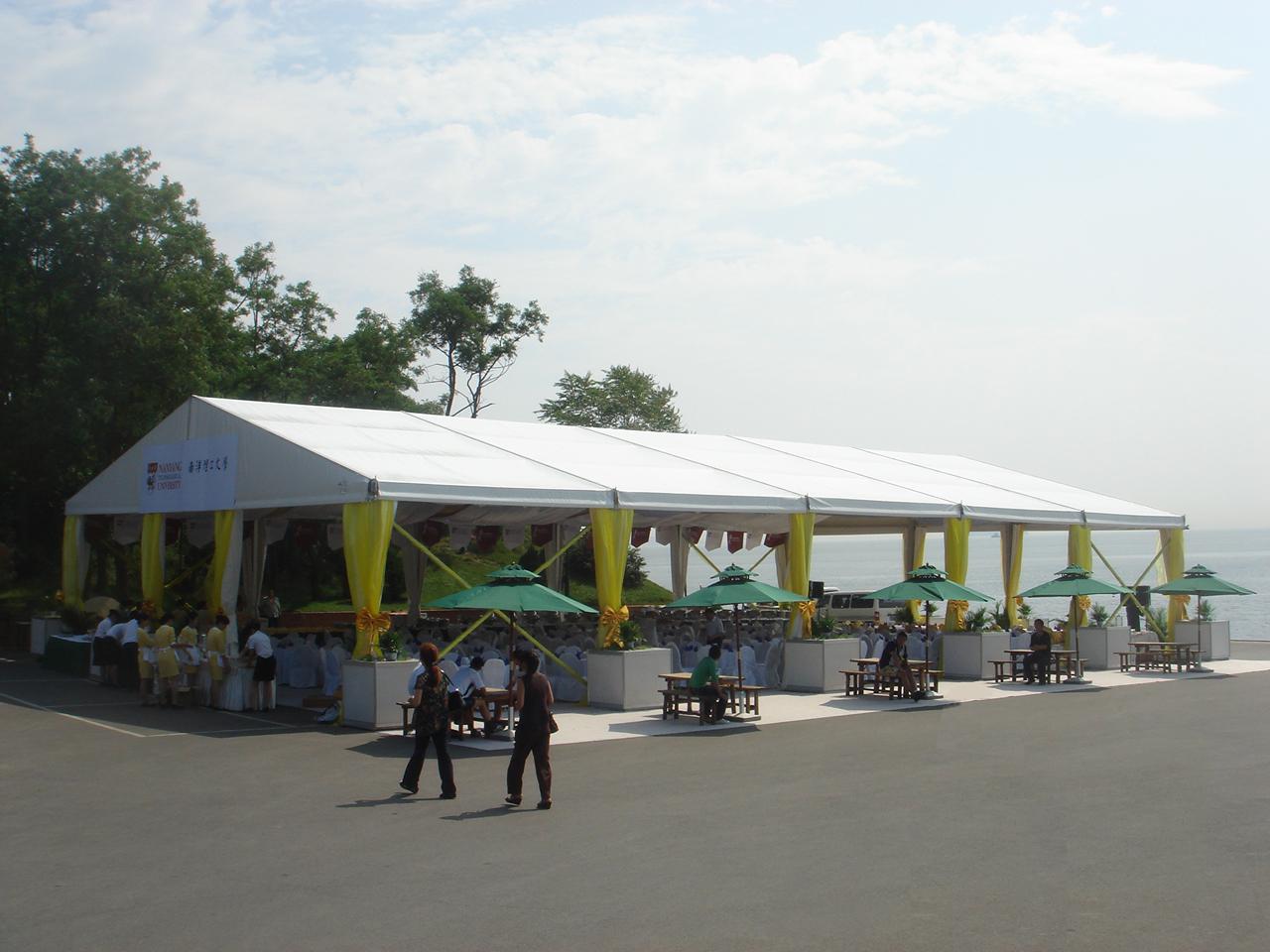 庆典活动篷房
