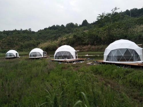 球形帐篷酒店