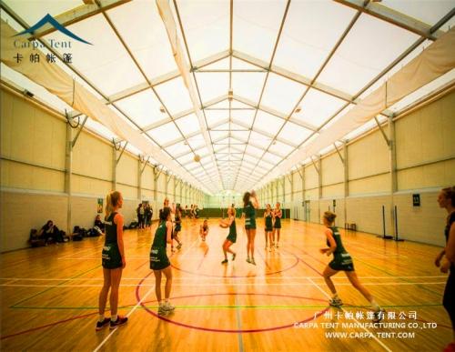 排球运动体育馆篷房