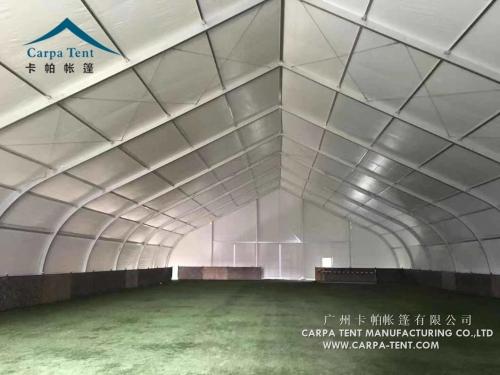 匈牙利足球训练场馆篷房