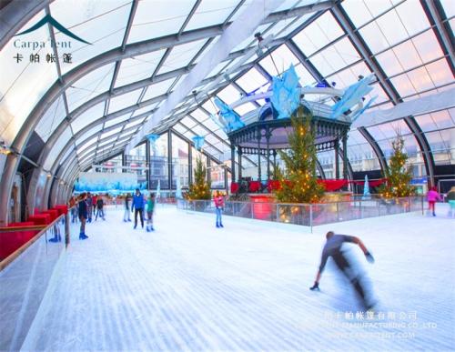 滑冰体育场馆篷房