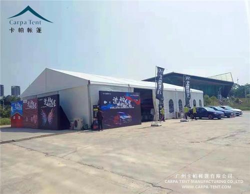北京现代汽车活动篷房租赁