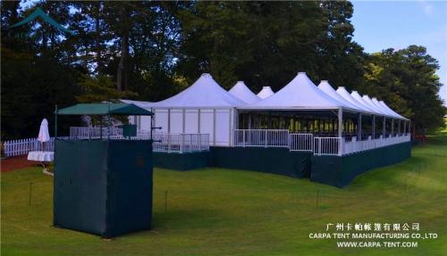 高尔夫活动篷房租赁