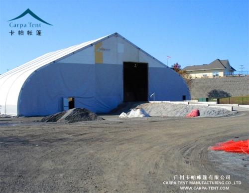 矿山移动式厂房帐篷房