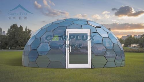 6米玻璃球屋酒店帐篷