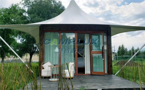 新疆豪华露营野奢帐篷酒店