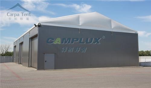 装配式硬体墙工业仓储篷房