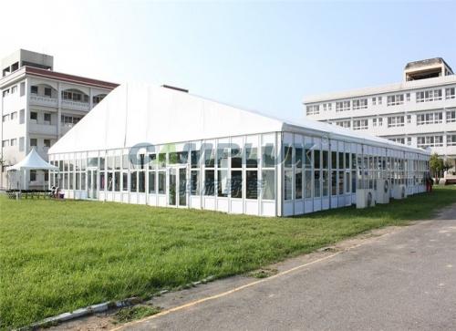 绿色装配式篮球馆篷房,打造新型室外体育场馆!