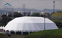 展览使用篷房的优势有哪些?