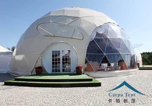 约旦球形篷房