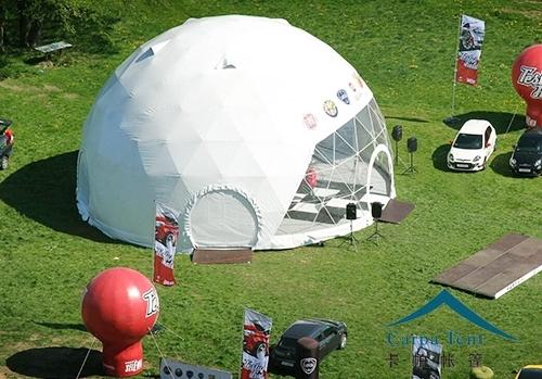 昆明西山区球形篷房营地酒店