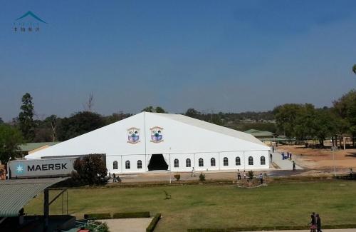 50米跨度大型篷房
