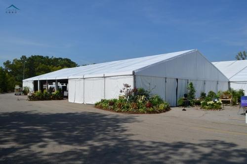 12米跨度临时活动篷房
