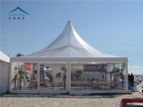 10mx10m欧式尖顶篷房