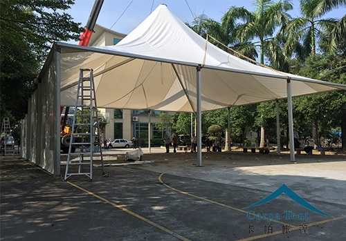 15mx15m欧式尖顶篷房