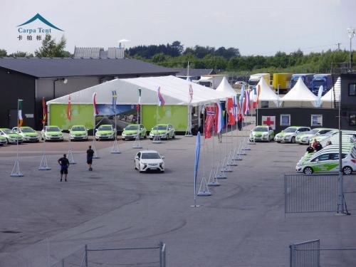 20x25米德国展会大棚供应
