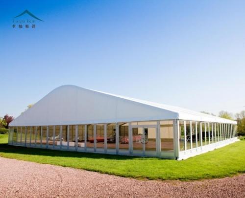40米跨度弧形篷房