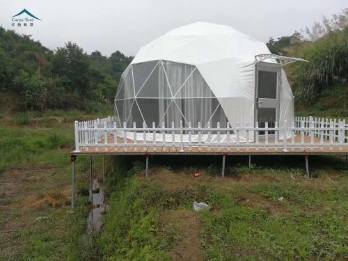 丽江球形帐篷酒店