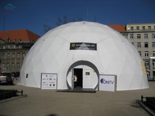 30米发布会活动球形篷房