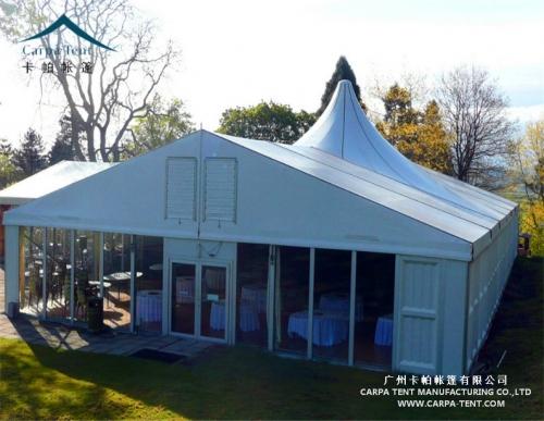 宁波高尔夫组合篷房