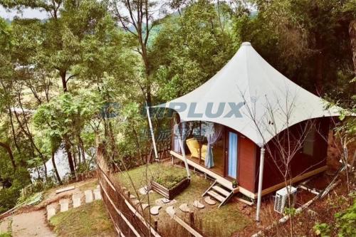 度假景区名宿营地帐篷设计定制