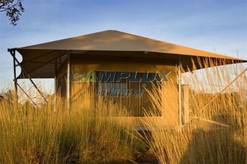 张拉膜结构度假景区帐篷酒店