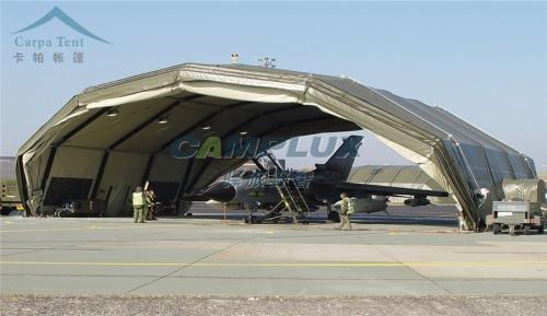 通用航空飞机库篷房设计安装