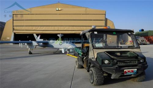直升机帐篷机库生产厂家