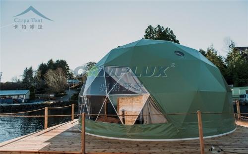 6米圆球形星空帐篷生产厂家