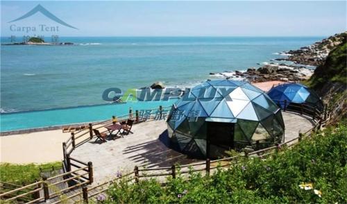 玻璃球星空帐篷酒店设计定制